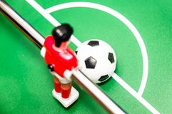 Foosball Royalty Free Stock Photos