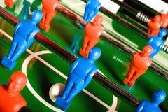 Foosball Spiel stockbilder