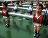 Foosball Spiel stockfotografie