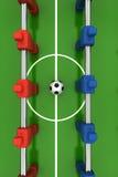 foosball stół ilustracja wektor