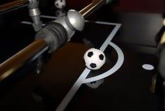 Foosball Tabelle Stockfotografie