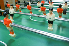 Foosball Royalty Free Stock Photography