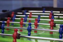 foosball is a table-top game that is loosely based on football royalty free stock photo