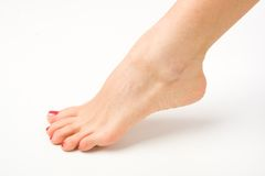 Foot Royalty Free Stock Photos