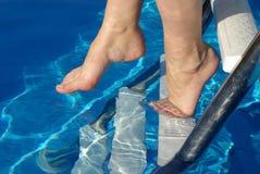 Foot Stock Photo