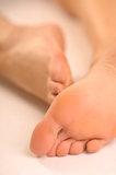 Foot Royalty Free Stock Photo