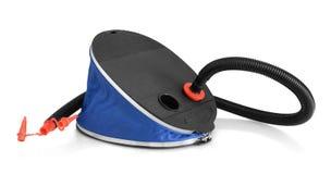 Foot air pump Royalty Free Stock Images
