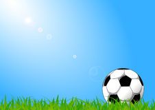 Foot ball Royalty Free Stock Photos