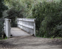 Foot Bridge Royalty Free Stock Photos