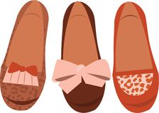 Foot Fashion Stock Photography