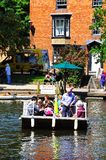 Foot ferry, Stratford-upon-Avon. Royalty Free Stock Photo
