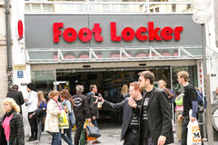 Foot locker Stock Image