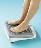 Foot massager Stock Photo