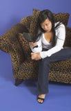 Foot pain Royalty Free Stock Photos