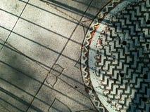 Foot path  walkway Royalty Free Stock Photo
