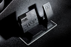 Foot Pedals Royalty Free Stock Photos