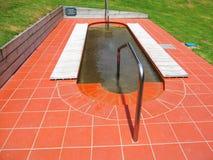 foot pool spa Στοκ Εικόνες