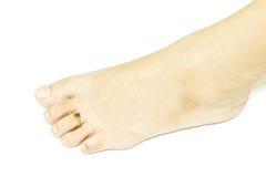 Foot ring Royalty Free Stock Image
