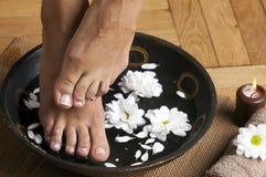 Foot Spa Royalty Free Stock Image