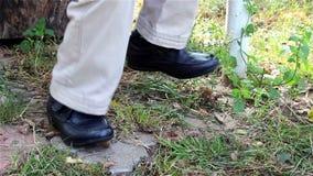 Foot-stomping