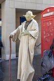 A 7 foot tall Yoda