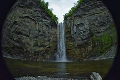 Taughannok Falls royalty free stock image