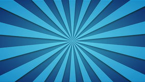 Footage animated background of blue rotating beams. loopable 4k video. Footage animated background of blue rotating rotating beams. loopable 4k video vector illustration