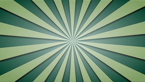 Footage animated background of green beams. loopable 4k video. Footage animated background of green rotating beams. loopable 4k video royalty free illustration