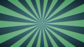 Footage animated background of green beams. loopable 4k video. Footage animated background of green rotating beams. loopable 4k video vector illustration