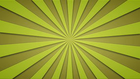 Footage animated background of yellow rotating beams. loopable 4k video. Footage animated background of yellow rotating beams. loopable 4k video royalty free illustration