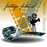 Footage festival Stock Image