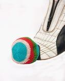 Footbag. Imagem de Stock Royalty Free