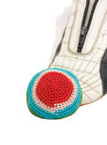 Footbag. Stock Photography