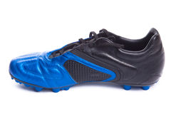 Footbal boots. Soccer boots. Royalty Free Stock Images