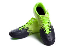 Footbal boots. Soccer boots. Stock Image