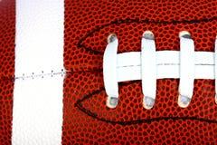 Footbal Closeup Stock Photography