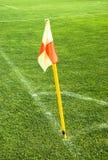 Footbal field Royalty Free Stock Photos