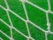 Footbal gate Royalty Free Stock Photo