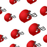 Footbal helmet background Stock Photos
