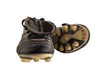 Footbal shoes. Isolated on white background Stock Photo
