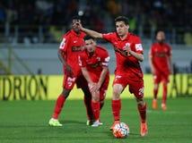 Football – ASTRA GIURGIU vs. DINAMO BUCURESTI Stock Photography