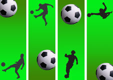 Football 08 Royalty Free Stock Photos