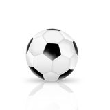 Football. Sports concept,3d&computer generated Royalty Free Stock Photos