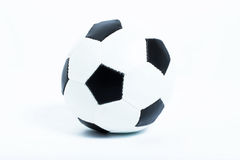 Football. Isolated on White Background Royalty Free Stock Photography