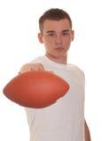 Football? Stock Photo