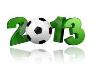 Football 2013 Stock Images