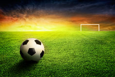 Football Royalty Free Stock Image
