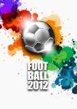 Football Royalty Free Stock Photography