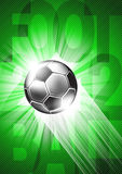 Football stock illustration