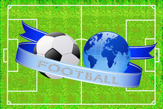 Football. Stock Image